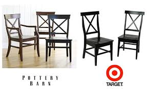 side chairs target. swedish furniture \u0026 decor ideas- classic x chairs- pottery barn aaron chair and target american simplicity x-back side chairs e