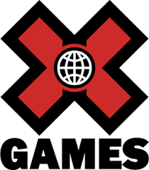 X-Games Logo Vector (.AI) Free Download
