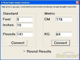 Height Conversion Chart Feet To Centimeters Height Converter Feet To Inches