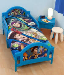toddler toy story bed frame