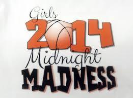 Sports T Shirt Design For Girls Girls 2014 Midnight Madness Basketball Sports