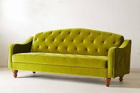 Ava Velvet Tufted Sleeper Sofa Best Home Furniture Design