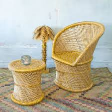 bamboo company furniture. Bamboo Chair And Stool In Gold Company Furniture O