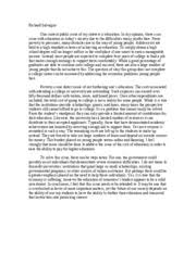 scholarship essay nhs the first pillar of nhs is scholarship 1 pages scholarship essay