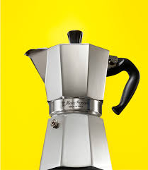 Our stove top whistling tea kettle and stove top percolator are made from laboratory quality borosilicate glass from germany and are appropriate for use on gas and electric stove top ranges. The Iconic 80 Year Old Italian Coffee Pot That Keeps On Brewing Wired