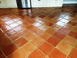 Terracotta Floor Tiles Kitchen Cleaning Services Stone Cleaning And Polishing Tips For