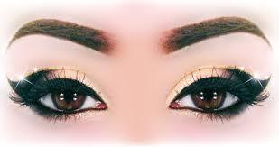 gold and black makeup tutorial you