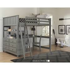 Loft Bedroom For Adults Bedroom Adult Loft Bed With Desk Twin Medium Marble Throws