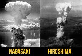 Resultado de imagen para hiroshima y nagasaki