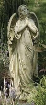 angel garden statue. 36\ angel garden statue g