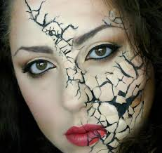 e creare effetto facilissimo con guscio d uovo makeup tutorial you