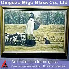 non glare glass for picture frames