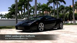 lamborghini gallardo in black