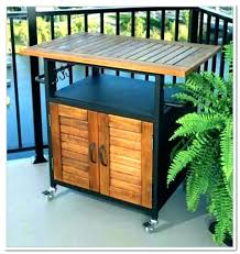grill prep table outdoor grill prep station storage build outdoor grill prep table grill prep