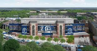 Old Dominion Unveils S B Ballard Stadium Renovation