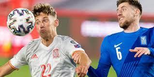 สเปน v กรีซ ผลบอลสด ผลบอล ฟุตบอลโลก 2022 รอบคัดเลือก โซนยุโรป