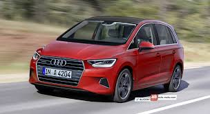 audi a3 modell 2018. wonderful 2018 2018 audi a3 mpv audi a2 front three quarter unofficial rendering in audi a3 modell e