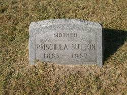 Priscilla Somers Sutton (1865-1957) - Find A Grave Memorial
