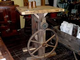 industrial furniture ideas. Hudson Goods Blog: Vintage Industrial Furniture Ideas E