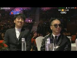 2nd Gaon Chart Kpop Awards Bigbang 2ne1 2nd Gaon Chart Kpop Awards