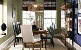 R Green Dining Room Chairs Wooden Counter Height Farm  Table Paint Colors Four Pieces Wood With