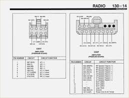 1995 ford explorer stereo wiring diagram davehaynes me what are the color codes on a factory 1995 ford explorer radio
