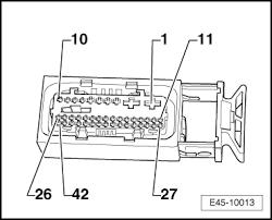 seat workshop manuals > leon mk2 > running gear > brake system e45 10013