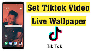 Tik Tok Video as a Live Wallpaper on ...