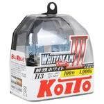 «<b>Лампы Koito H7</b> Whitebeam 4200K» — <b>Лампы</b> для автомобилей ...