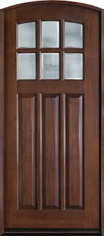 single front doorsWood Entry Doors from Doors for Builders Inc  Solid Wood Entry