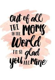 Quotes About Mothers Impressive 48 Great Inspirational Quotes For Mother's Day