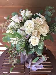 garden bouquet. White Garden Bouquet W Hops A