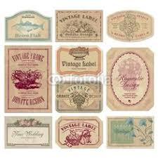 vine labels set vector by milalala on graphicriver set of vine labels with antique engravings scalable and editable vector ilrations