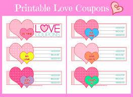 How To Make Printable Love Coupons