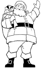 Foto Di Babbo Natale Da Disegnare Facili Disegni Di Natale 2019