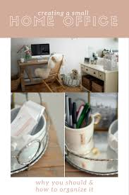 creating a small home office. Creating The Perfect Home Office Why And How To Organize It Pin A Small T