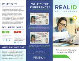Real License Id Airport Drivers Missouri Act; Card Of And Status Regional Columbia