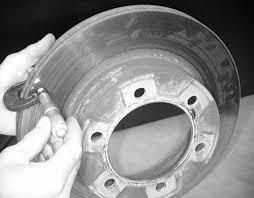 Minimum Rotor Thickness Chart Toyota Tacoma Repair Guides