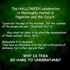 Christian Halloween Quotes Best of AntiHalloween Online Billboards For You To Circulate In Social