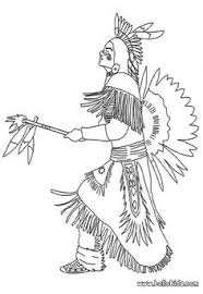 Small Picture Coloring Pages for Adults Only Native American Coloring Pages