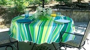 round outdoor tablecloths best tablecloths beautiful