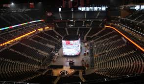 Atlanta State Farm Arena Seating Chart Photos Renovations To Atlanta Hawks All New State Farm