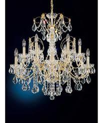 schonbek century 30 inch wide 12 light chandelier capitol modern crystal images