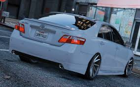 Toyota Camry V40 2008 [Tunable   Add-On / Replace] - GTA5-Mods.com