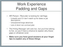 deliberately vague jargon - How To Write A Resume For Work Experience