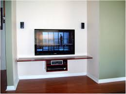 Full Image for Storage Under Mounted Tv Floating Shelf Under Tv In Floating Shelf  Under Wall ...