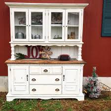 Rustic white furniture White Washed Rustic White Farm Style China Cabinet With Barnwood Yes Barnwood Top junk Love Boutique Pinterest Rustic White Farm Style China Cabinet With Barnwood Yes Barnwood