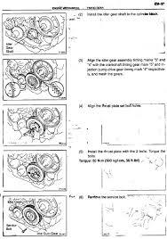 Toyota Engine 1kz Te 3 Litre Turbo Diesel Service Manual