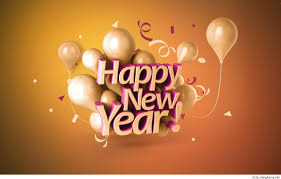 new year wallpaper 2015. Contemporary Wallpaper Happy New Year 3D 2015 Wallpaper With Balloons Y