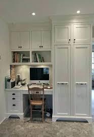 custom made office desks. Custom Built In Office Furniture Cabinets Full Image For Made Desks